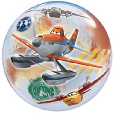 "Qualatex Bubbles Disney Planes Fire und Rescue 55cm/22"""