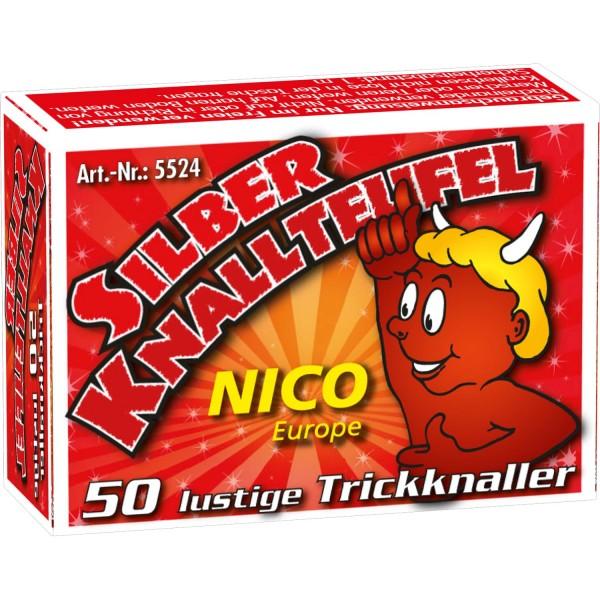 Nico Knallteufel, 50er-Schachtel