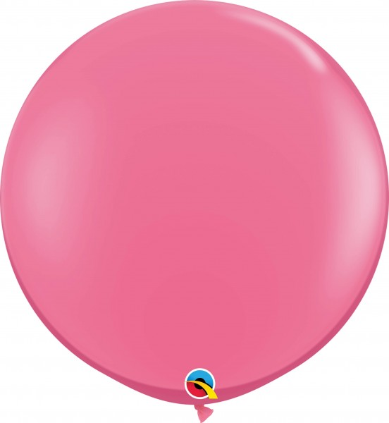 Qualatex Latexballon Fashion Rose 90cm/3' 2 Stück