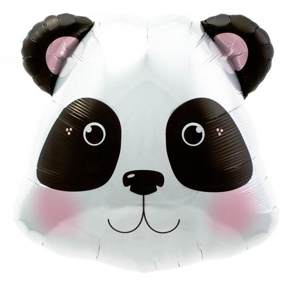 "Northstar Folienballon Panda Head 28"""