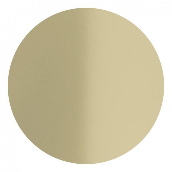 Goodtimes Folienkonfetti 2cm Rund 100g Satin Gold