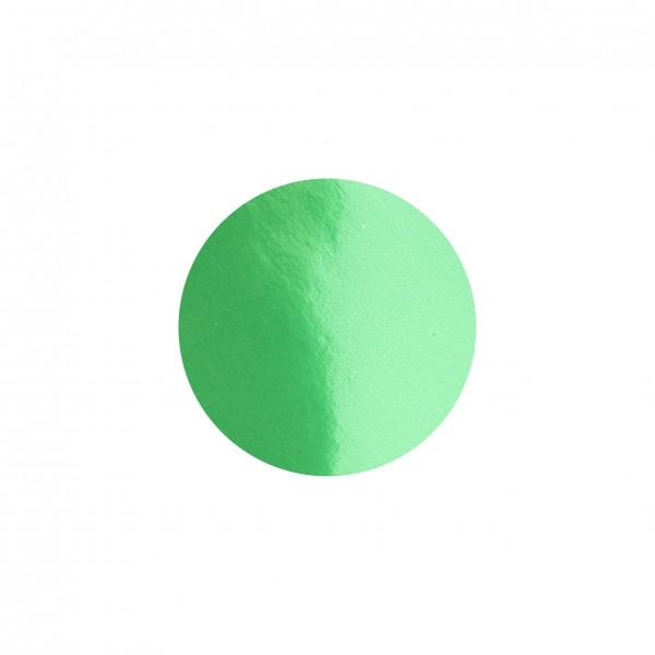 Goodtimes Folienkonfetti 1cm Rund 15g Mint