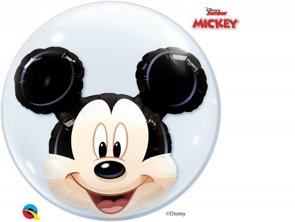"""Qualatex Bubbles Mickey Mouse 61cm/24"""""""