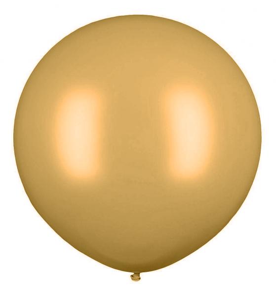 """Czermak Riesenballon 80cm/32"""" Gold"""