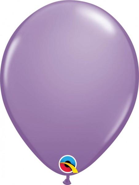 "Qualatex Latexballon Fashion Spring Lilac 28cm/11"" 100 Stück"