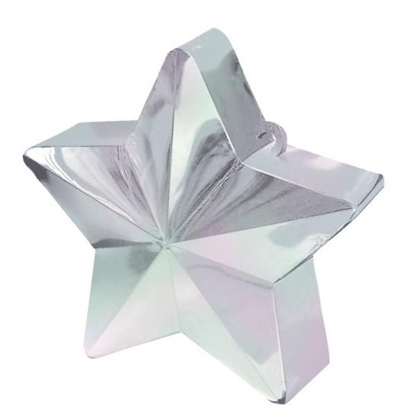 Ballongewicht Stern Irisierend 150g/5,3oz