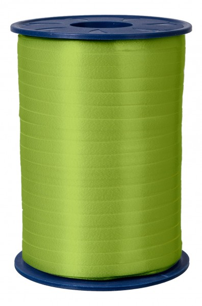Polyband Rolle, Hellgrün, 500m