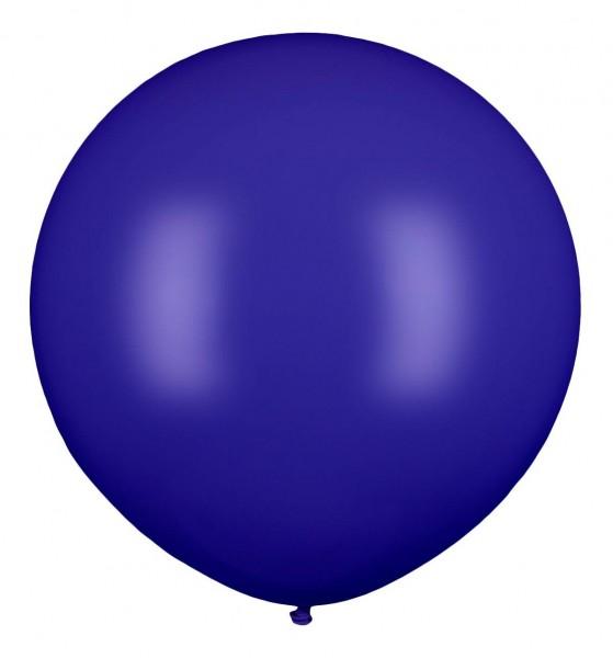 "Czermak Riesenballon 80cm/32"" Dunkelblau"
