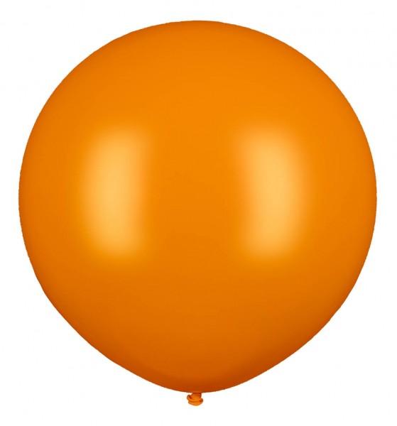 XXL Ballon, Orange, 210cm Ø