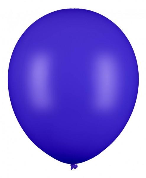 Riesenluftballon, Blau, 60cm Ø