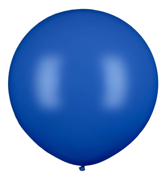 "Czermak Riesenballon 120cm/47"" Blau"