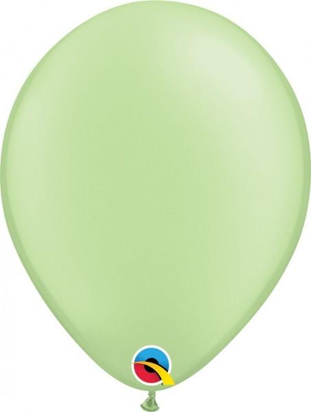 "Qualatex Latexballon Neon Green 28cm/11"" 100 Stück"