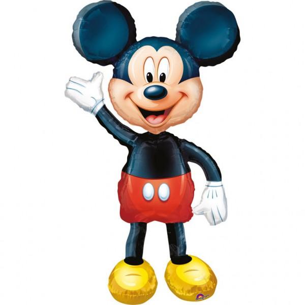 "Anagram Folienballon AirWalker Mickey Mouse 132cmx96cm / 52""x38"""