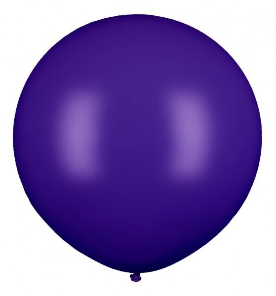 Riesen Ballon, Violett, 160cm Ø