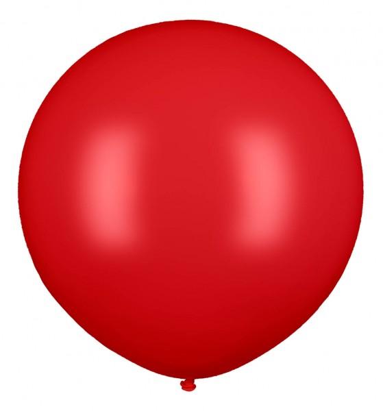 Riesen Ballon, Rot, 160cm Ø