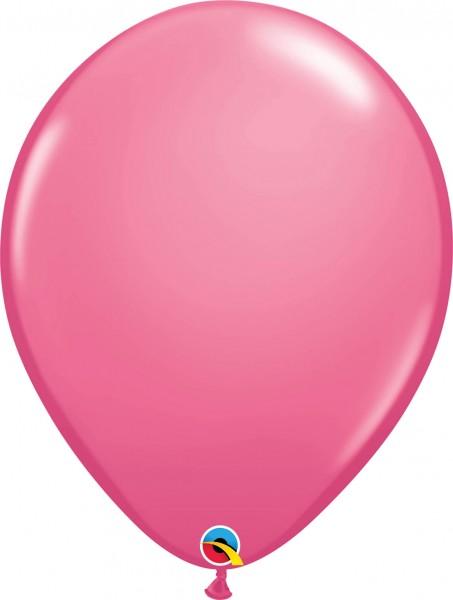 "Qualatex Latexballon Fashion Rose 40cm/16"" 50 Stück"