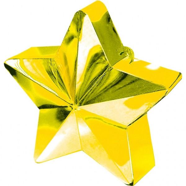 Ballongewicht Stern Gold 150g/5,3oz